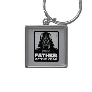 Darth Vader Comic | Father of the Year Keychain