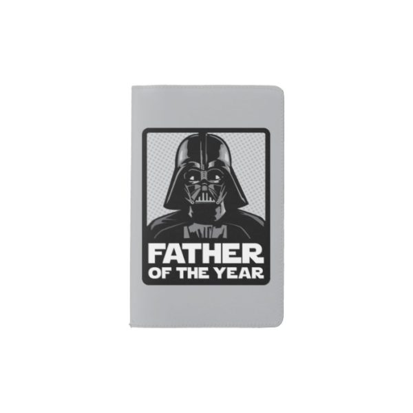Darth Vader Comic | Father of the Year Pocket Moleskine Notebook
