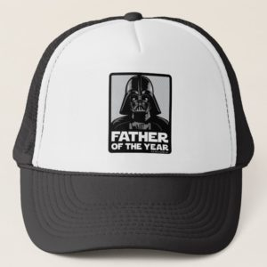 Darth Vader Comic | Father of the Year Trucker Hat