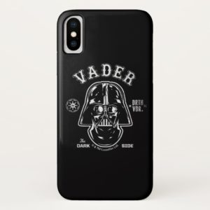 Darth Vader Dark Side Badge Case-Mate iPhone Case