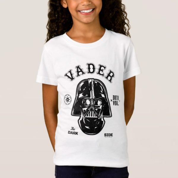 Darth Vader Dark Side Badge T-Shirt