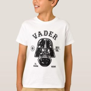 Darth Vader Dark Side Badge T-Shirt