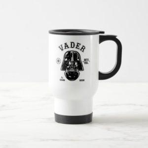 Darth Vader Dark Side Badge Travel Mug