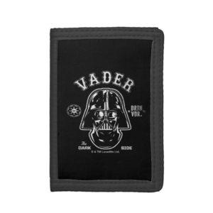 Darth Vader Dark Side Badge Trifold Wallet