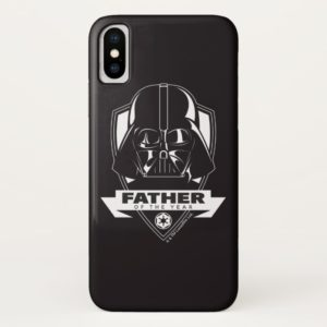 "Darth Vader ""Father of the Year"" Crest Case-Mate iPhone Case"