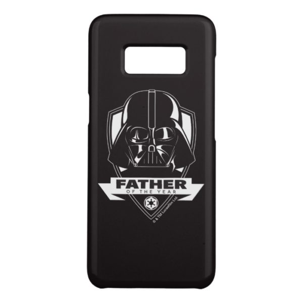 """Darth Vader """"Father of the Year"""" Crest Case-Mate Samsung Galaxy S8 Case"""