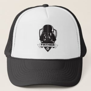 "Darth Vader ""Father of the Year"" Crest Trucker Hat"