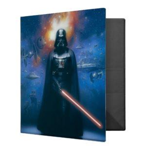 Darth Vader Imperial Forces Illustration 3 Ring Binder