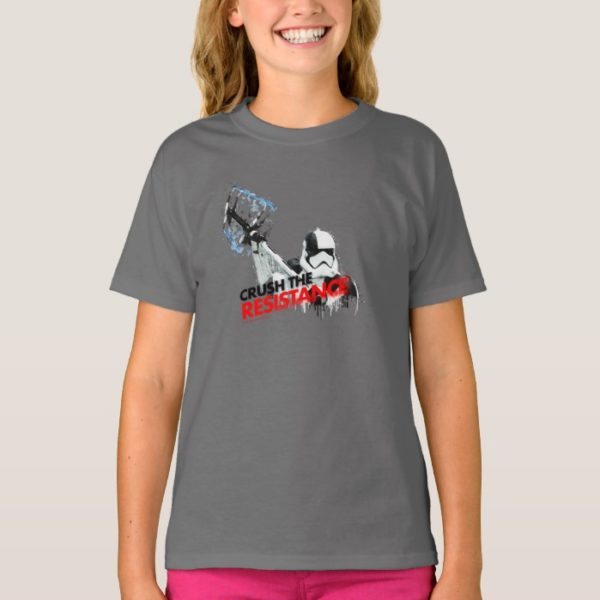 Executioner Trooper | Crush The Resistance T-Shirt