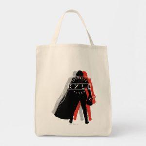 Kylo Ren | Darkness Rises Tote Bag