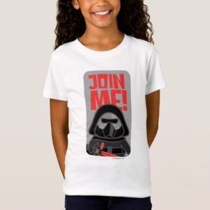 Kylo Ren | Join Me Badge T-Shirt