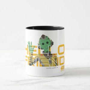 Neeku Vozo | Hello Friend! Mug