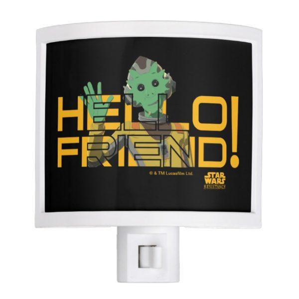 Neeku Vozo   Hello Friend! Night Light