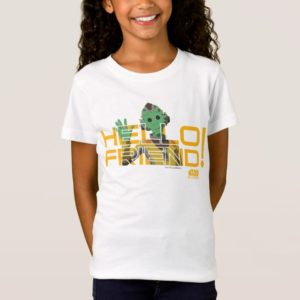 Neeku Vozo | Hello Friend! T-Shirt