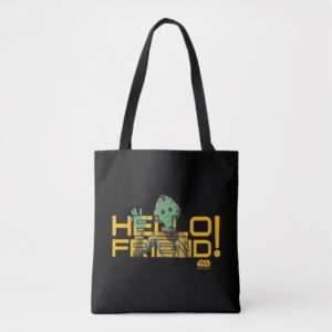 Neeku Vozo | Hello Friend! Tote Bag