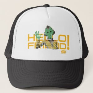 Neeku Vozo | Hello Friend! Trucker Hat