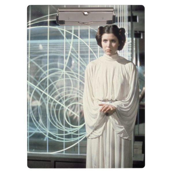 Princess Leia as Senator Film Still Clipboard