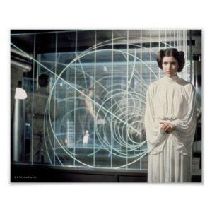 Princess Leia as Senator Film Still Poster