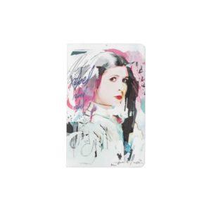 Princess Leia | Rebel Collage Pocket Moleskine Notebook