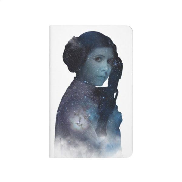 Princess Leia | Space Silhouette Journal