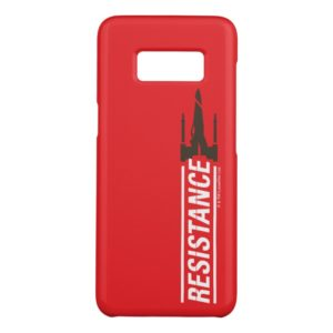 Resistance X-Wing Typography Case-Mate Samsung Galaxy S8 Case