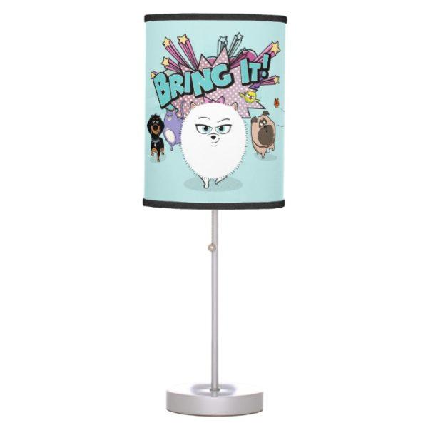 Secret Life of Pets   Bing It! Desk Lamp
