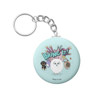 Secret Life of Pets | Bing It! Keychain