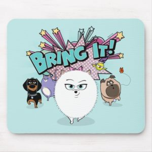 Secret Life of Pets | Bing It! Mouse Pad
