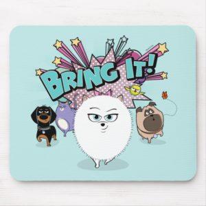 Secret Life of Pets | Bing It! Mouse Pad