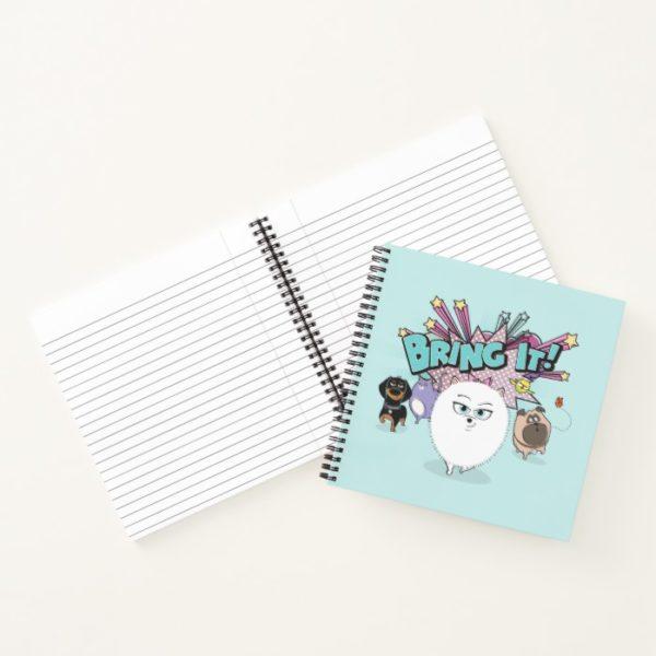 Secret Life of Pets   Bing It! Notebook