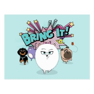 Secret Life of Pets | Bing It! Postcard
