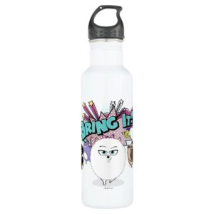 Secret Life of Pets | Bing It! Stainless Steel Water Bottle