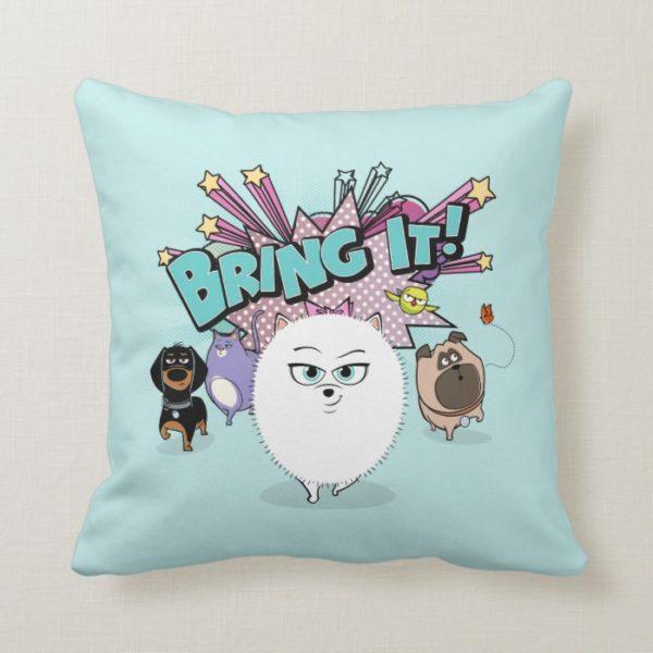 Secret Life of Pets | Bing It! Throw Pillow