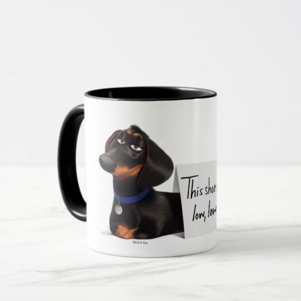 Secret Life of Pets | Buddy - Low, Low, Low Mug
