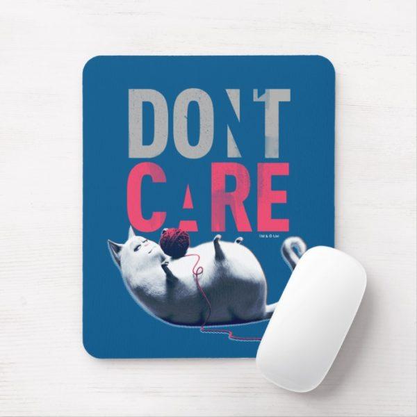 Secret Life of Pets - Chloe | Don't Care Mouse Pad