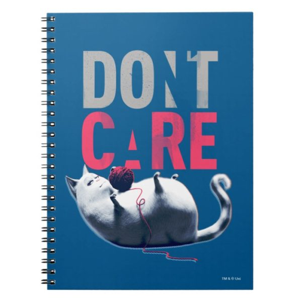 Secret Life of Pets - Chloe | Don't Care Notebook