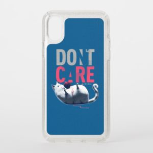 Secret Life of Pets - Chloe | Don't Care Speck iPhone Case