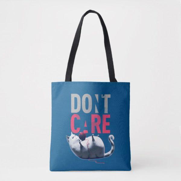 Secret Life of Pets - Chloe   Don't Care Tote Bag
