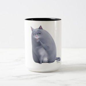 Secret Life of Pets - Chloe Two-Tone Coffee Mug