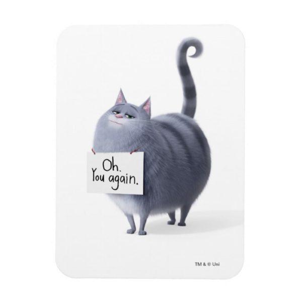 Secret Life of Pets | Chloe - You Again Magnet