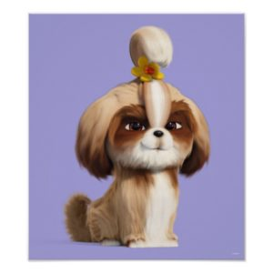 Secret Life of Pets - Daisy Poster