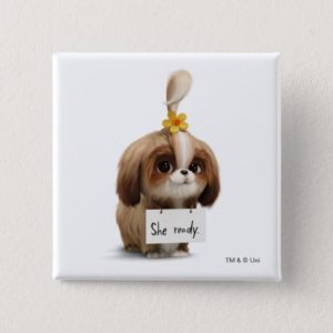 Secret Life of Pets | Daisy - She Ready Button