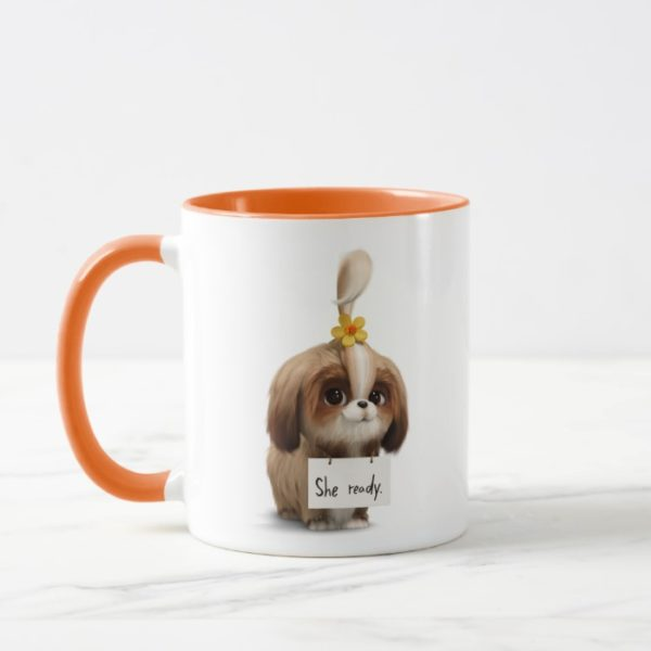 Secret Life of Pets | Daisy - She Ready Mug