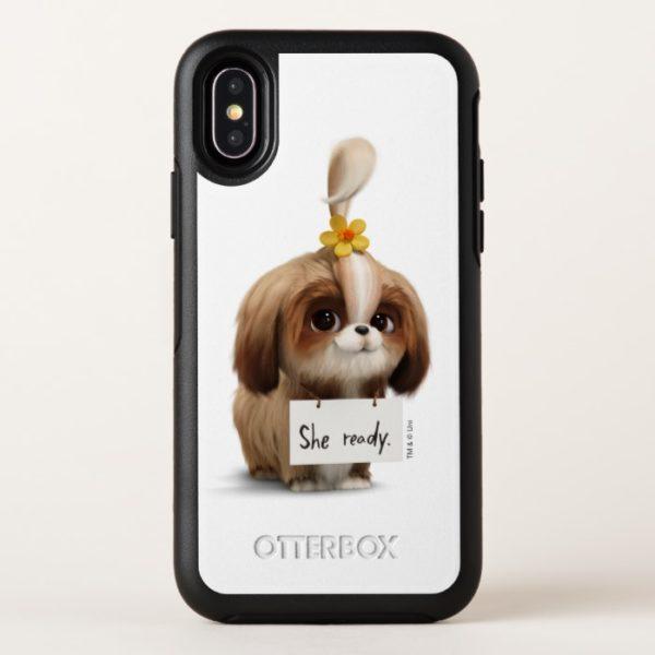Secret Life of Pets   Daisy - She Ready OtterBox iPhone Case