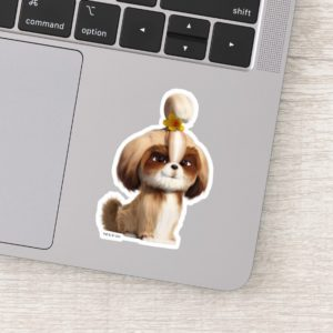 Secret Life of Pets - Daisy Sticker