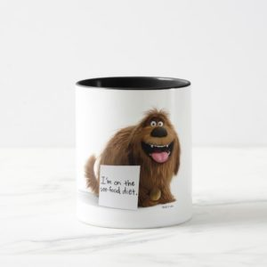 Secret Life of Pets | Duke See-Food Diet Mug