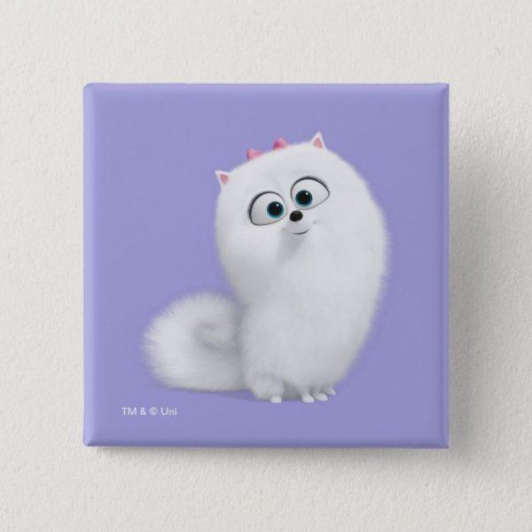 Secret Life of Pets - Gidget Button