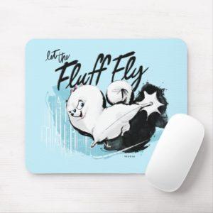 Secret Life of Pets - Gidget | Let the Fluff Fly Mouse Pad