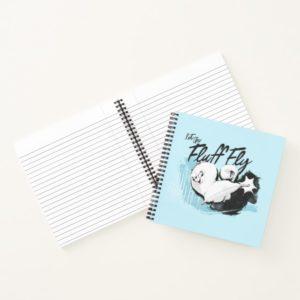 Secret Life of Pets - Gidget   Let the Fluff Fly Notebook