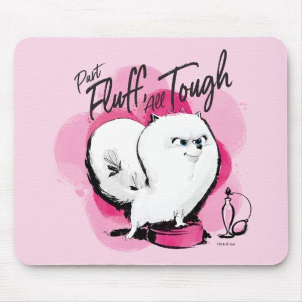 Secret Life of Pets - Gidget   Part Fluff Mouse Pad